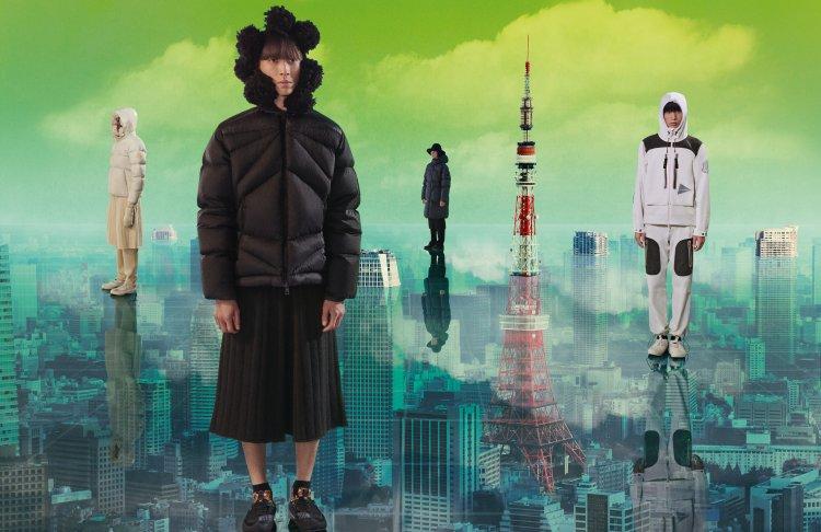 モンクレール ジーニアスの最新作は東京がテーマ!and wanderとSUICOKEとコラボした「2 MONCLER 1952 MAN」
