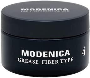 センター分けのヘアスタイルにおすすめのスタイリング材はコレ!「ナカノ モデニカ グリース 4 90g」