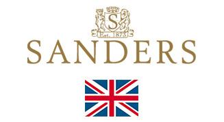英国屈指の老舗革靴ブランド「SANDERS(サンダース)」